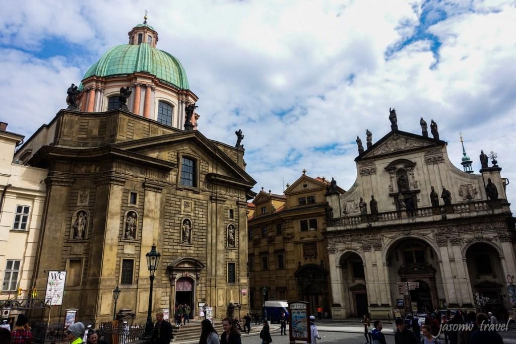 Prague 布拉格