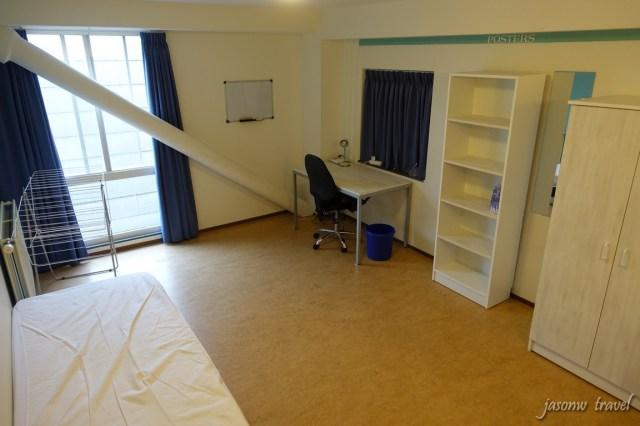 烏特勒支大學宿舍 Utrecht Cambrigelaan Student Flat