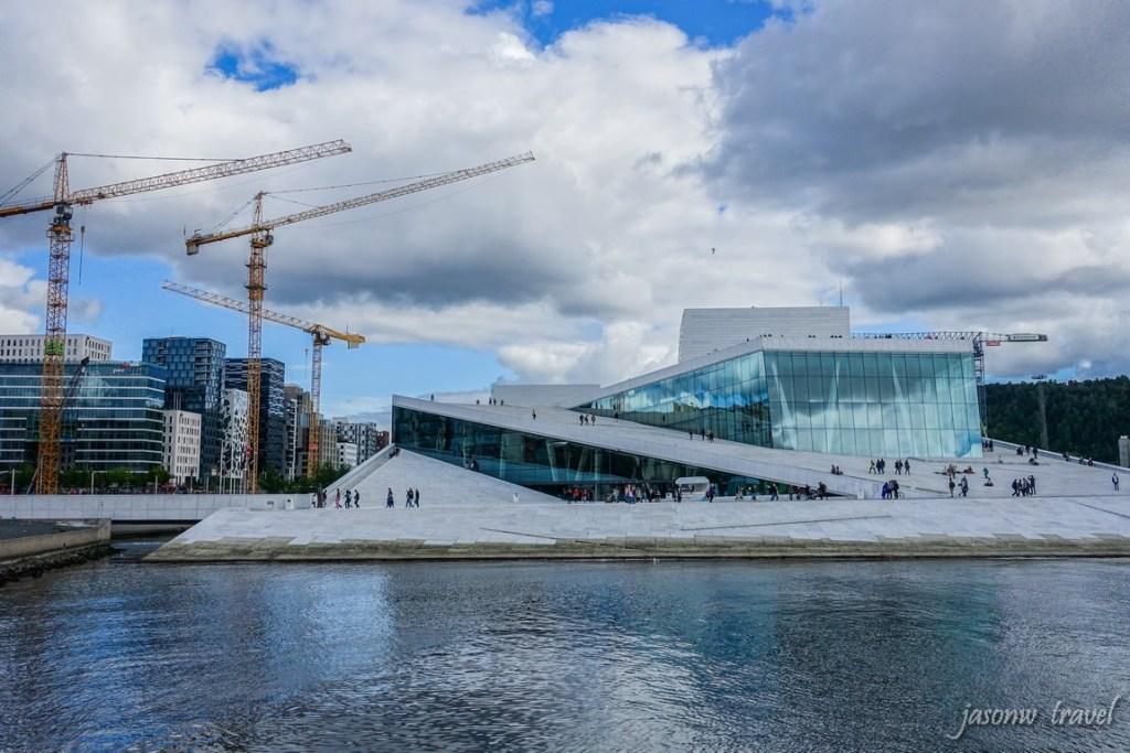 Oslo Operahuset 奥斯陆歌剧院