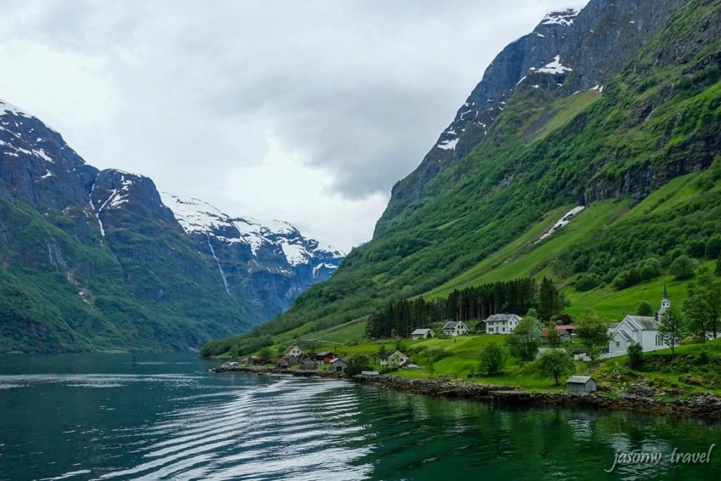 挪威峡湾 Norway Fjord
