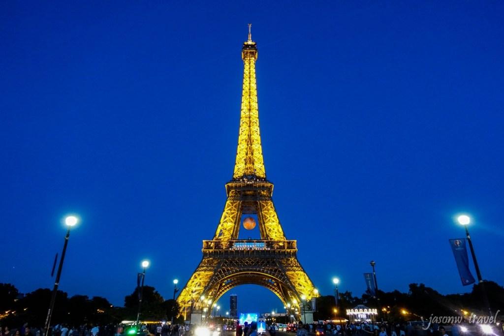 Tour Eiffel 巴黎鐵塔