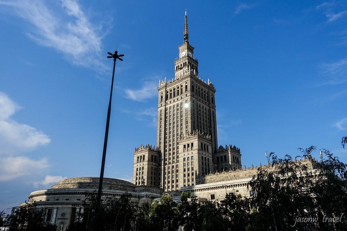 Pałac Kultury i Nauki 波蘭華沙科學文化宮