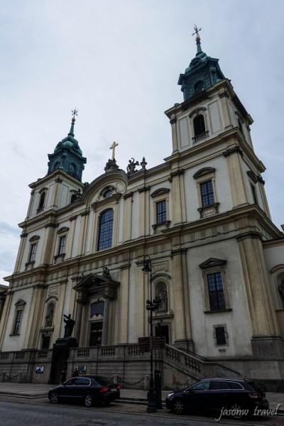 華沙聖十字教堂 蕭邦心臟