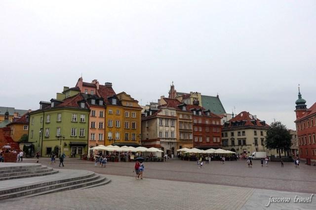 Warsaw Old Town 華沙舊城區