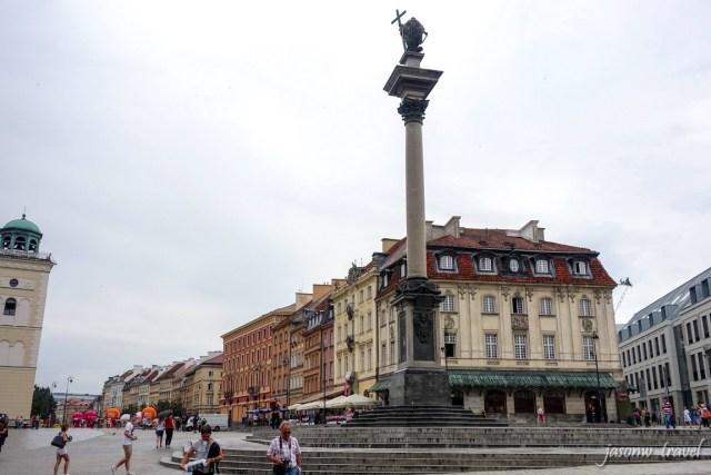 Kolumna Zygmunta 華沙西吉斯蒙德圓柱