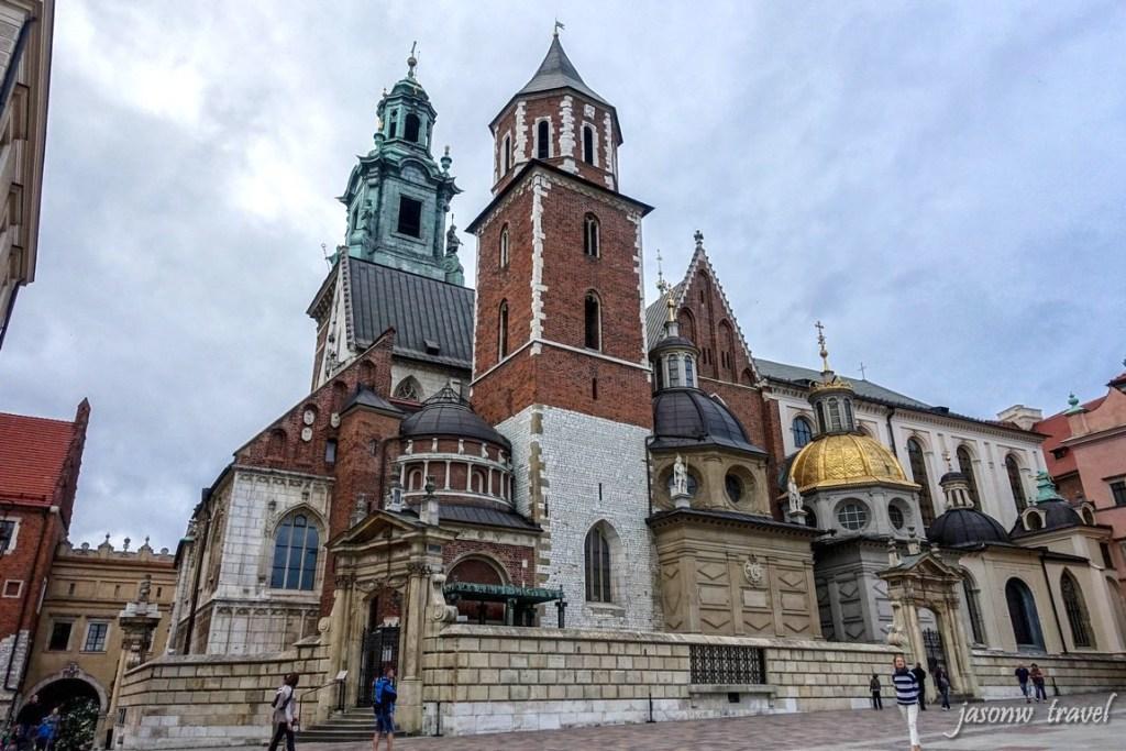 Katedra Wawelska 克拉科夫瓦維爾教堂