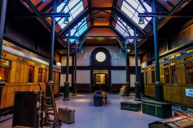 Utrecht Spoorwegmuseum Railway Museum 荷蘭烏特勒支鐵道博物館