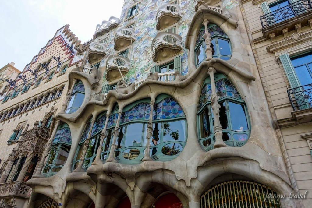Casa Batlló 巴特略公寓
