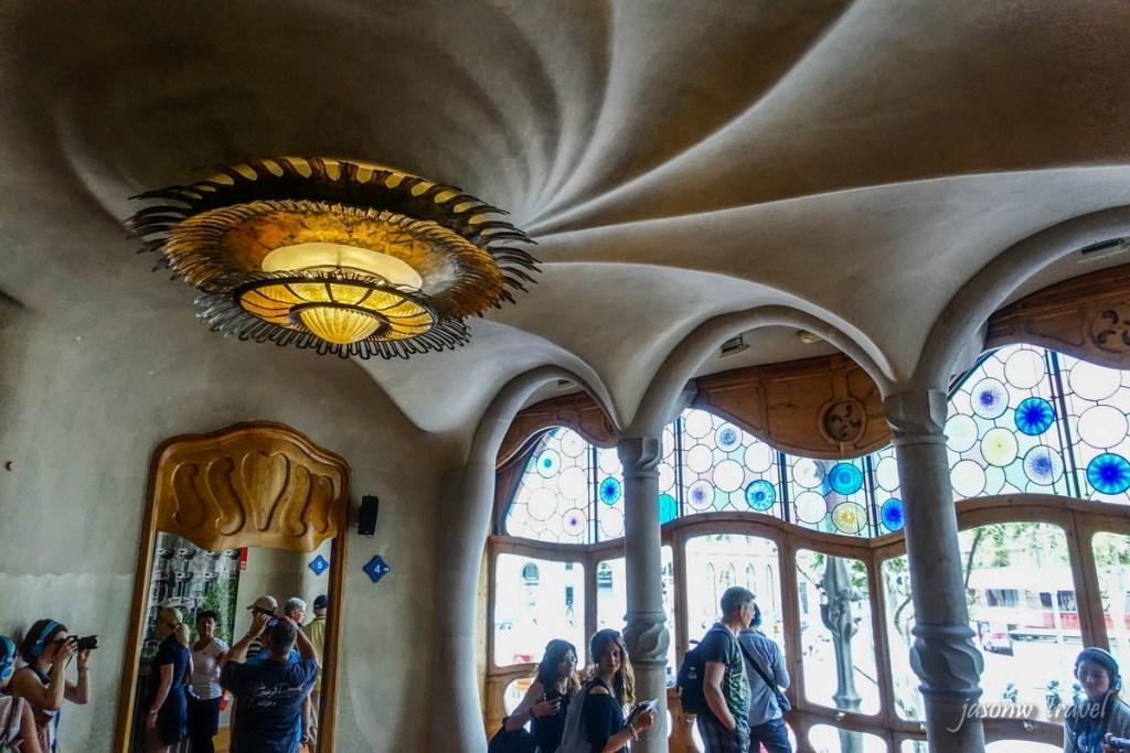 Casa Batlló Inside 巴特略公寓內部