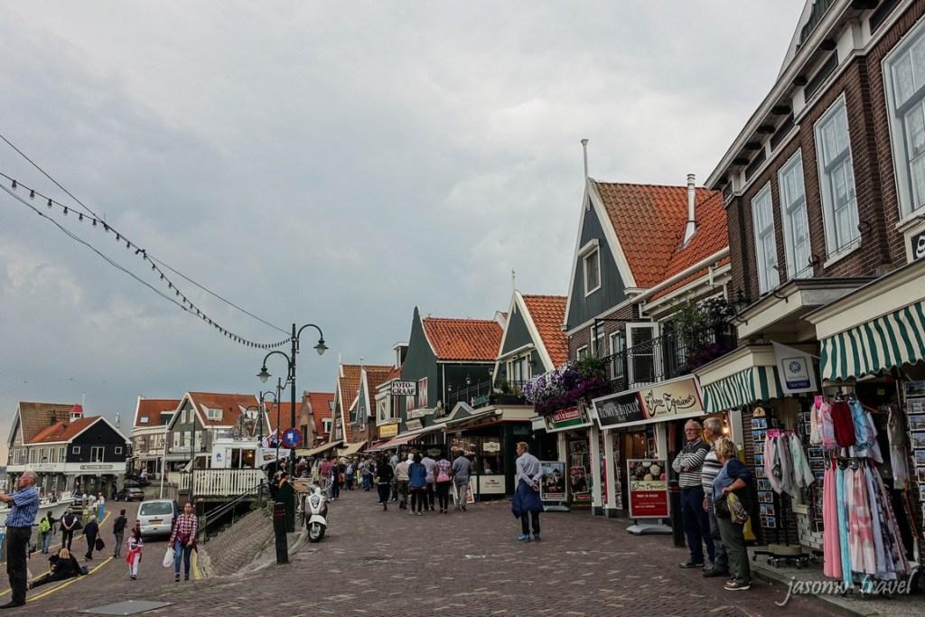 Volendam 荷蘭漁村沃倫丹