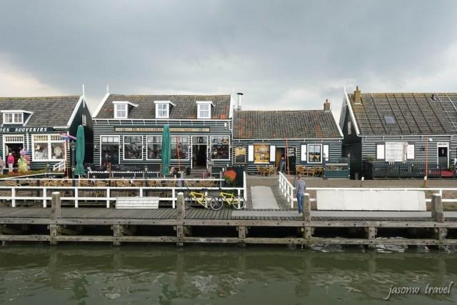 Marken 荷蘭漁村馬肯