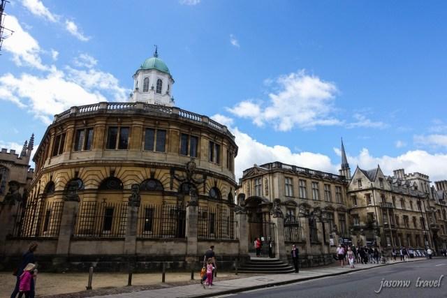 牛津 Oxford