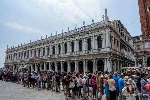 Venice Piazza San Marco 威尼斯聖馬可廣場