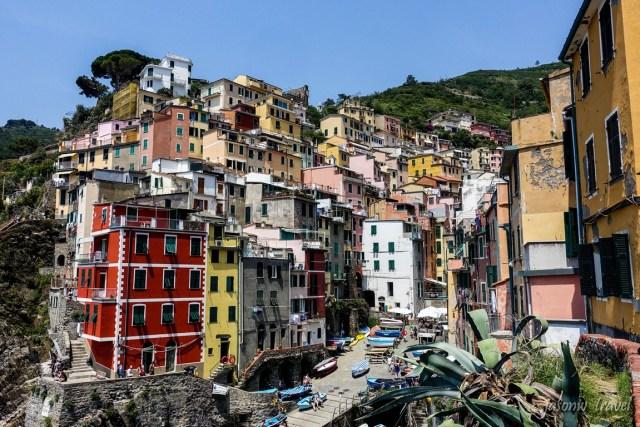 五漁村 Cinque Terre Riomaggiore