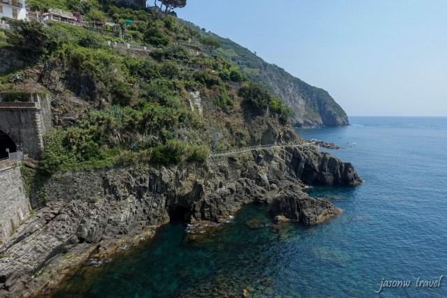 五漁村 Cinque Terre