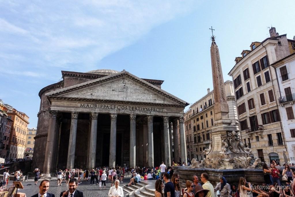 Pantheon 羅馬萬神廟