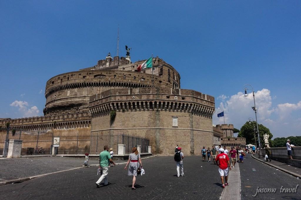 羅馬聖天使城堡