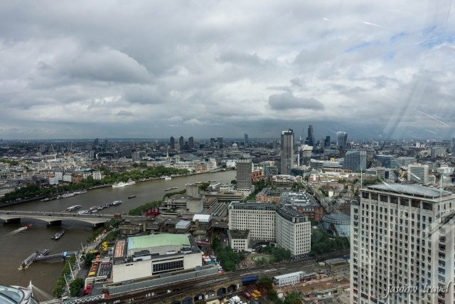 倫敦眼景色 London Eye View
