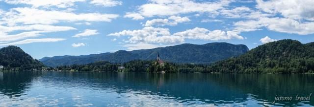 Slovenia Lake Bled 斯洛文尼亞 布萊德湖 碧湖