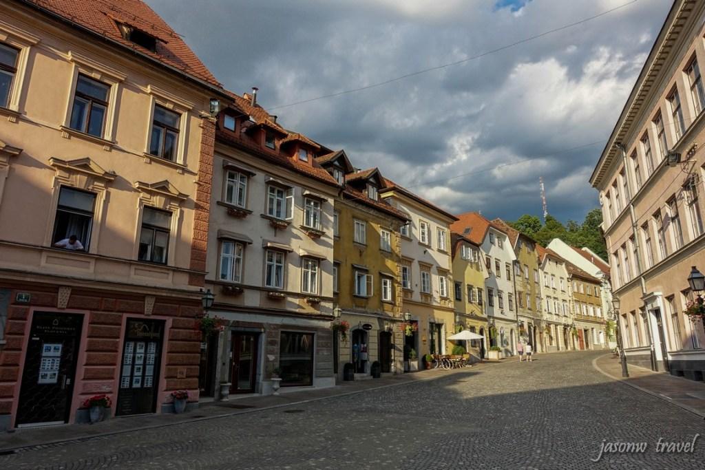 Ljubljana 盧比安納 盧布爾雅那