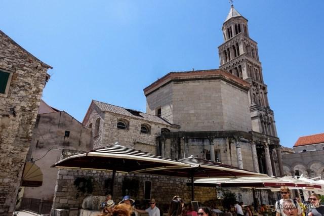 Split Katedrala Sv. Duje 斯普利特主教座堂