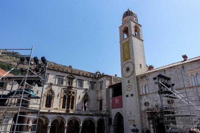 Dubrovnik Croatia Zvonik 克羅地亞 杜布羅夫尼克 鐘樓