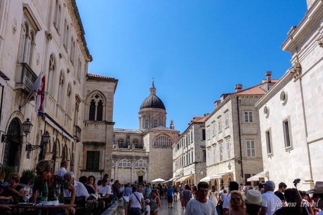 Dubrovnik Croatia Dubrovačka katedrala 克羅地亞 杜布羅夫尼克主教座堂