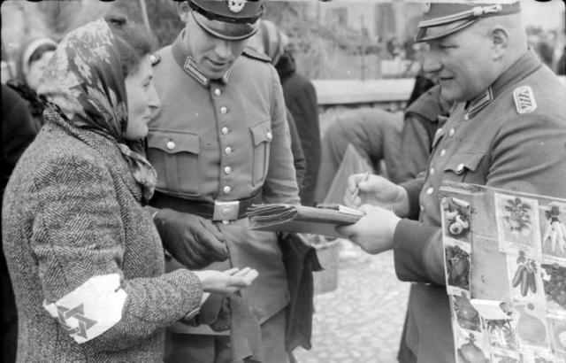 Polen, Kontrolle von Juden