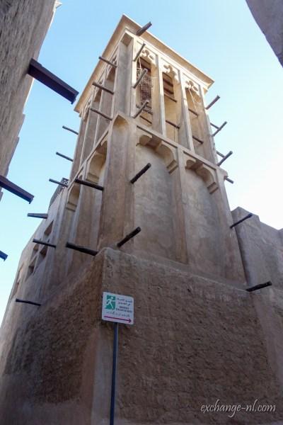 杜拜 風塔