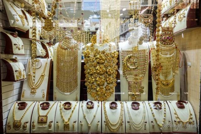 杜拜黃金市場