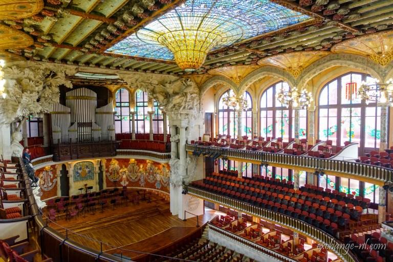 加泰隆尼亞音樂宮演奏廳