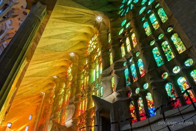 聖家堂內部
