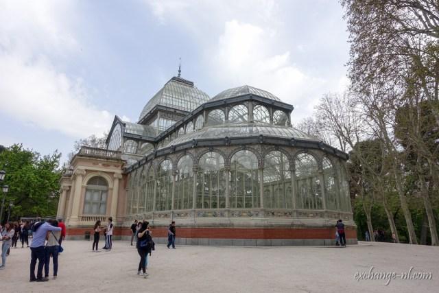Palacio de Cristal 水晶宮