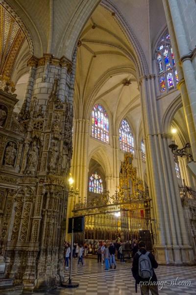 托雷多主教座堂內部