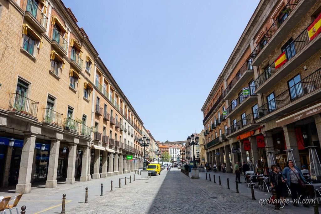 塞哥維亞 Segovia