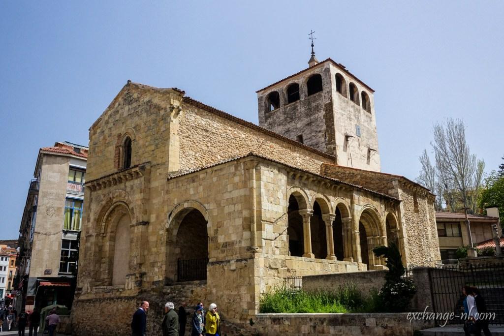 Iglesia de San Clemente Segovia 塞哥維亞