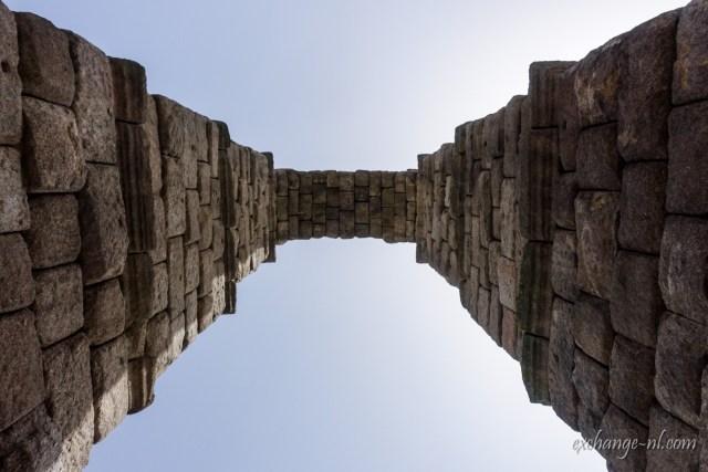 Aqueduct of Segovia 塞哥維亞羅馬水道橋