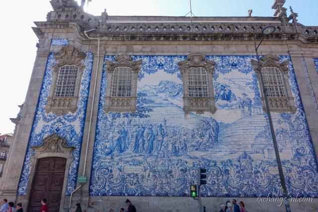 波圖卡爾莫教堂 Igreja do Carmo, Porto