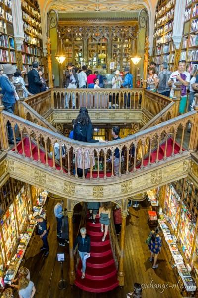 波圖萊羅書店 Livraria Lello, Porto