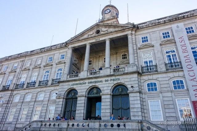 波圖證券交易所宮 Palácio da Bolsa (Bolsa Palace), Porto
