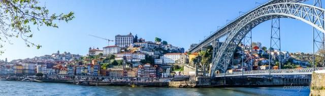 波圖全景圖 Porto panorama
