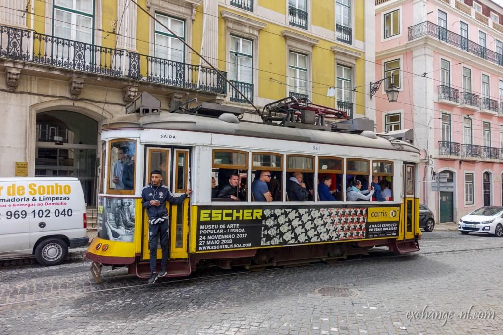 葡萄牙電車 Lisbon Tram