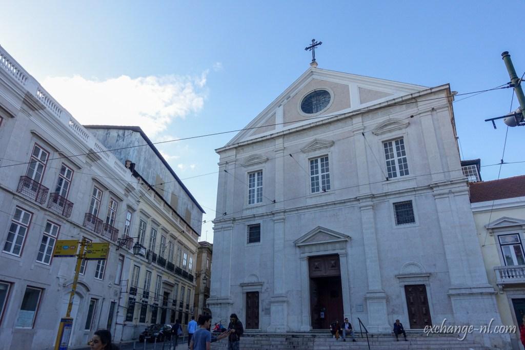 Igreja de São Roque (Church of Saint Roch)聖洛克堂