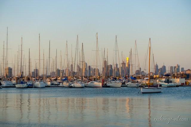 墨爾本聖科達碼頭 St. Kilda Pier, Melbourne