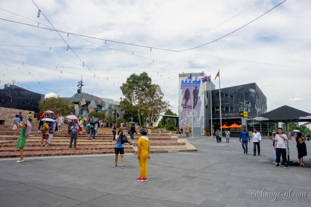 墨爾本聯邦廣場 Federation Square, Melbourne