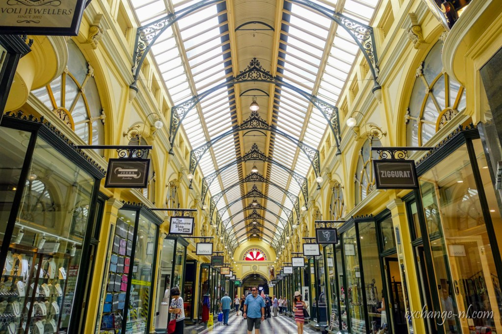墨爾本皇家拱廊 Royal Arcade, Melbourne