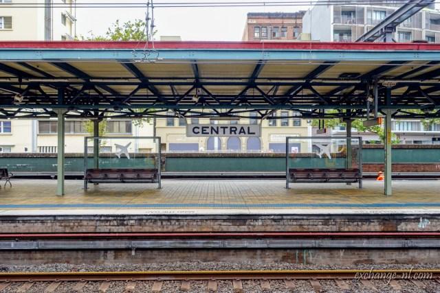 悉尼中央火車站 Sydney Central Station