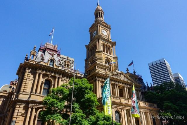 悉尼市場廳 Sydney Town Hall