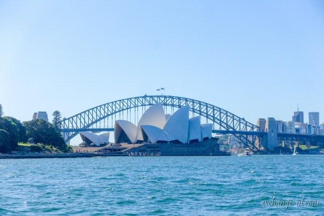 悉尼歌劇院與悉尼港灣大橋 Sydney Opera House and Sydney Harbour Bridge