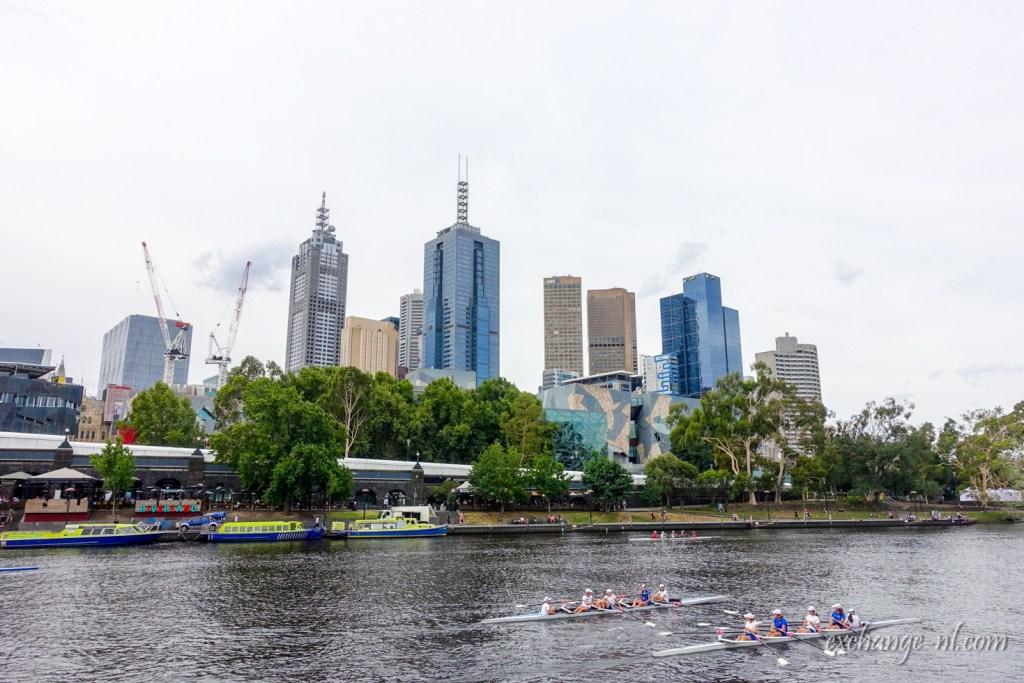 墨爾本中心商業區 Melbourne CBD